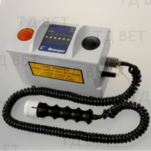 veterinary photostimulation laser / for canines / for dogs / for cats
