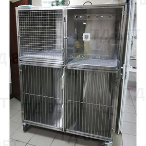 cat veterinary cage