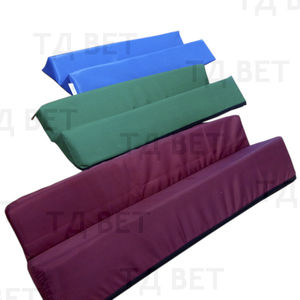 positioning cushion / for operating tables / veterinary / washable