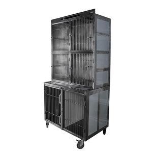 dog veterinary cage