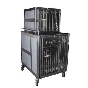 cat veterinary cage
