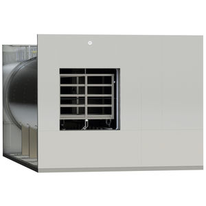 superheated water sterilizer / medical / for the pharmaceutical industry / floor-standing