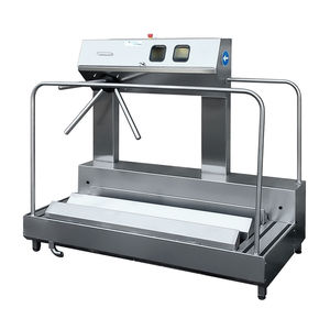 Boot cleaning station, Shoe cleaning station - All medical device  manufacturers - Videos