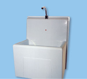 1-station surgical trough