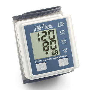 automated blood pressure monitor