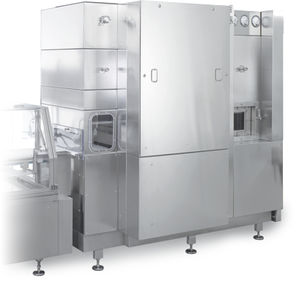 depyrogenation tunnel / sterilization / for the pharmaceutical industry
