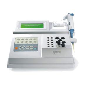 semi-automatic coagulation analyzer / 2-channel