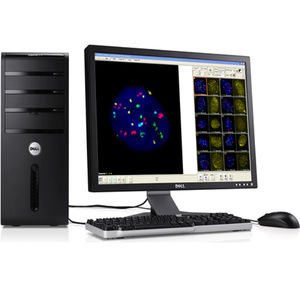 image analysis software / viewer / reporting / for digital microscopes