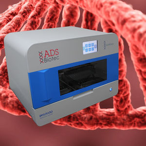 nucleic acid extraction laboratory workstation / for scientific research / for DNA and RNA preparation / for DNA