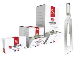 box of 50 units gouge blades
