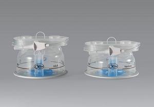 auto-fill humidification chamber