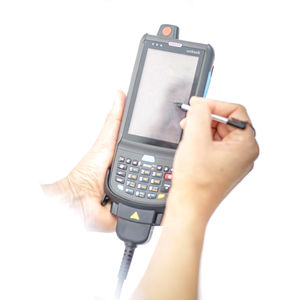 medical record PDA / data tracking / pocket / RFID technology