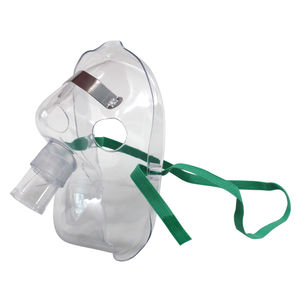 oxygen mask / facial / adult / adjustable