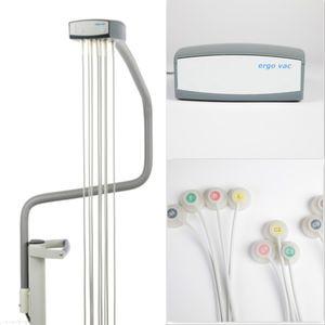 suction ECG electrode applicator