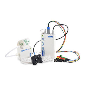 non-invasive telemetry system / for animal research / ECG / RESP