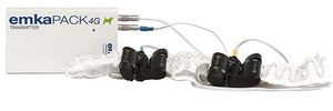 non-invasive telemetry system / for animal research / RESP / for large animals