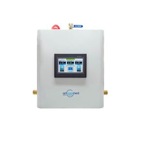 medical gas manifold / supply / automatic / switch-over
