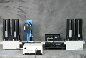 microplate dispenser conveyor