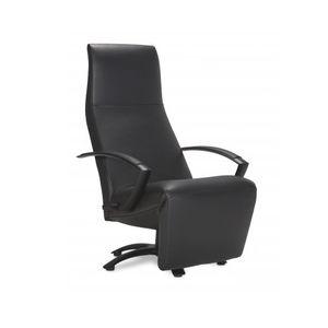 Design Fauteuil Jori.Reclining Patient Chair Yoga Jori With Legrest Leather
