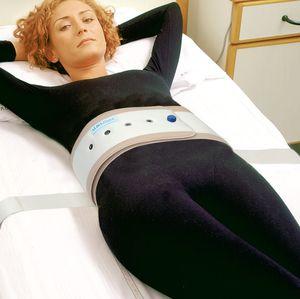 hospital bed fixation strap / body / pelvic / bariatric