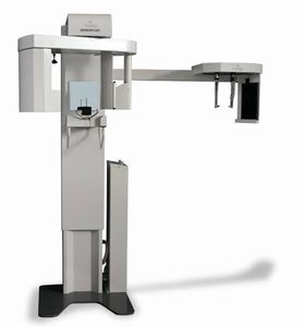 panoramic X-ray system / cephalometric X-ray system / analog / floor-mounted
