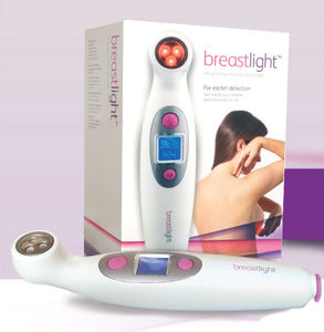 breast cancer screening device / fluorescence