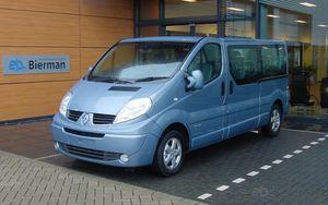van wheelchair accessible vehicle