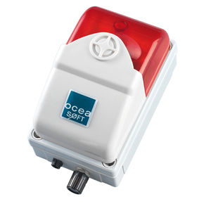 radiofrequency alert system / temperature rising / for cold chain monitoring / for the food industry