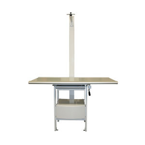 X-ray table with tube stand