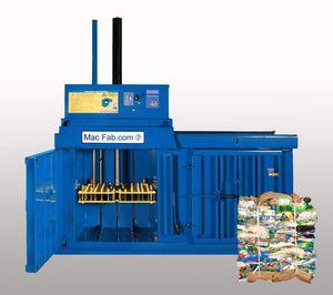 medical waste compactor / roller
