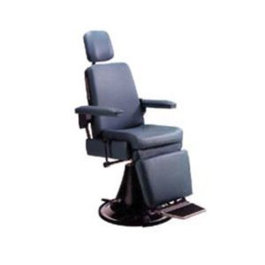 ENT examination chair / electro-hydraulic / height-adjustable / with adjustable backrest