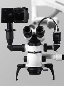 operating microscope camera