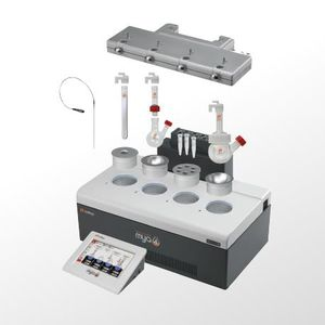 laboratory reaction station / screening / for parallel synthesis