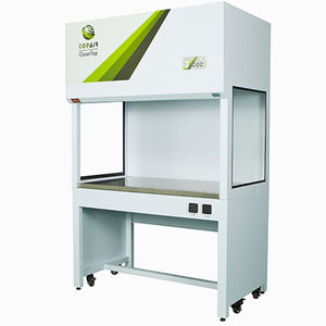 laboratory clean bench / floor-standing / vertical laminar flow / with HEPA filter