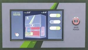 air velocity control unit