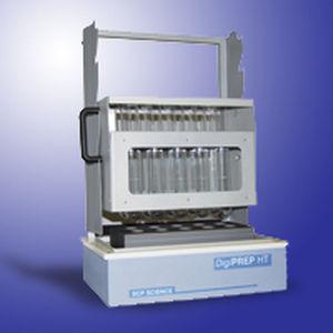 laboratory digester