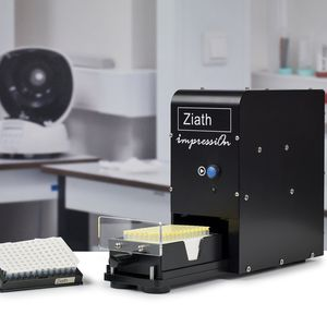 microplate sealer / semi-automatic / benchtop