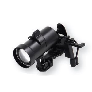 dental headlight / veterinary / LED / magnifying