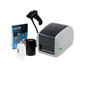 thermal printer / for microscope slides / for paper / label