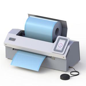 medical sealing machine / automatic / with longitudinal cutting