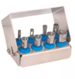 dental implantology trephine