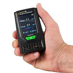 air quality particle counter