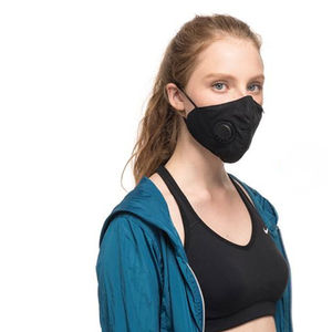 respirator mask with changeable filters