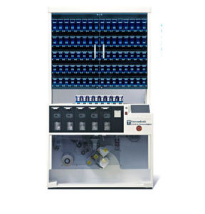 packaging machine for the pharmaceutical industry