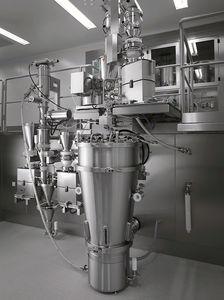granulator for the pharmaceutical industry