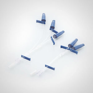 2-way infusion extension line