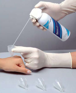 Hand-held cryosurgery unit - All medical device