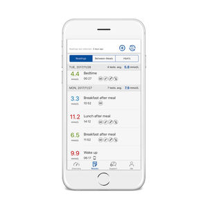 diabetes management software