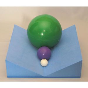 chest positioning pad / foam