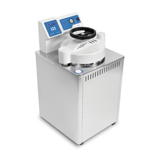 laboratory autoclave / dental / for veterinary clinics / test